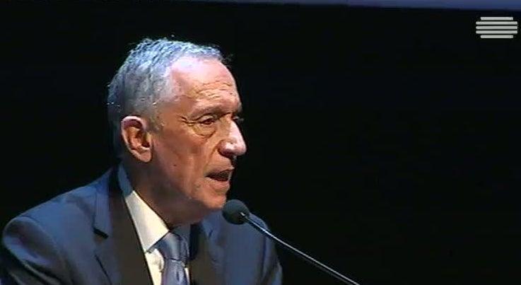 Presidente da República quer renovação da democracia portuguesa