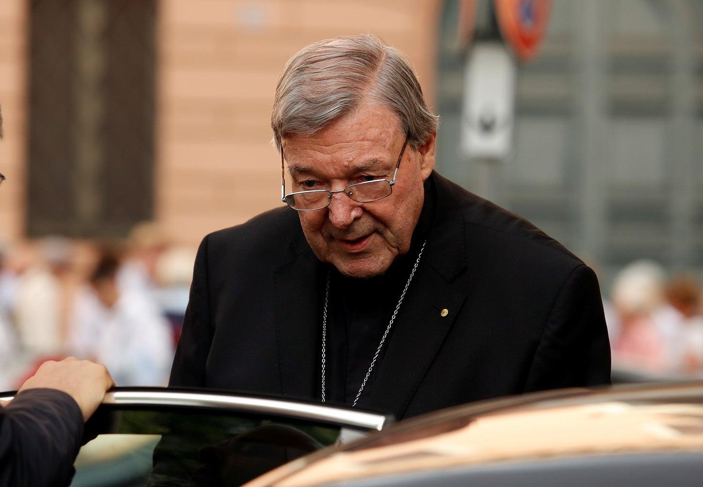 Número 3 do Vaticano, cardeal australiano é acusado de pedofilia