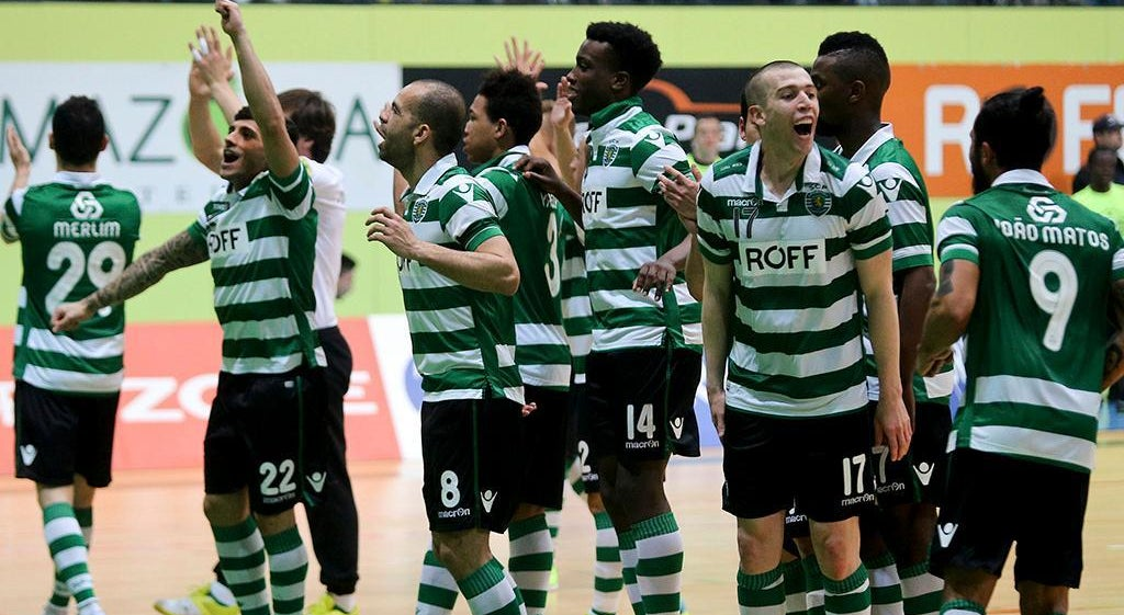 UEFA Futsal Cup. Treinador do Sporting acredita na passagem à final