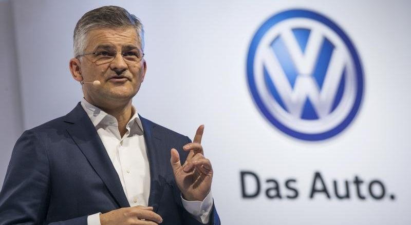 Minist�rio P�blico alem�o efetua buscas na Volkswagen