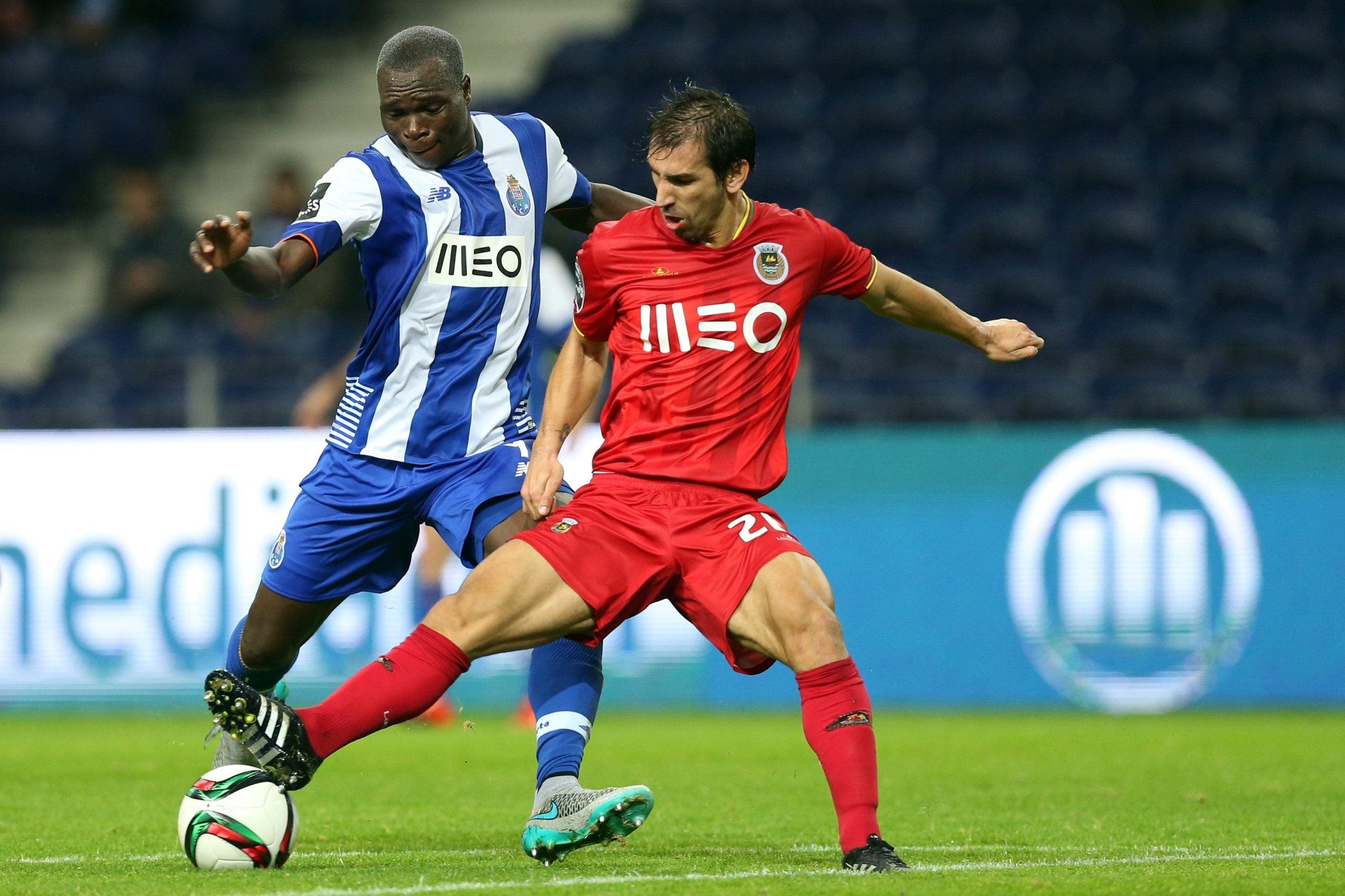 Resultado final: FC Porto - Rio Ave, 3-0