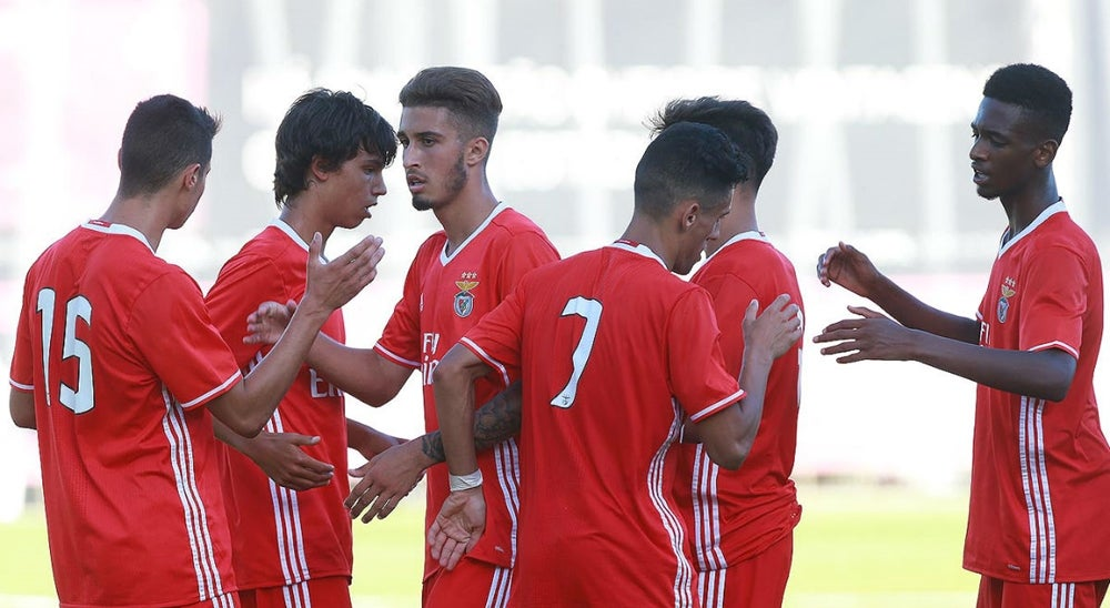 "Benfica defronta Real Madrid nas ""meias"" da Youth League"