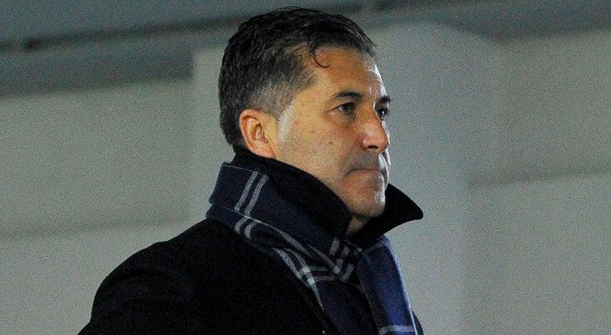 josé peseiro já treina equipa do fc porto futebol nacional