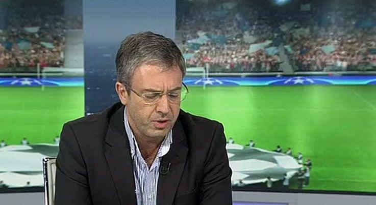 Liga dos Campe�es - Benfica complicou caminho que fez no jogo, Carlos Daniel