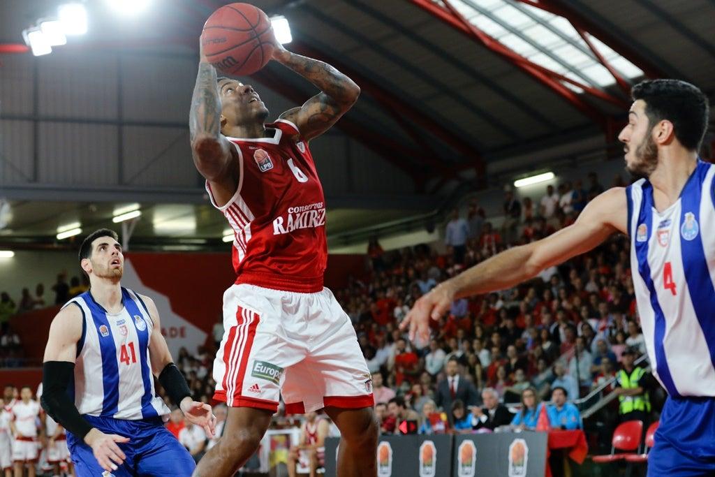 Benfica sagra-se campeão nacional de basquetebol
