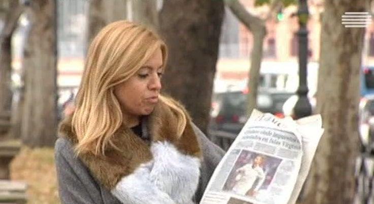 Cultura - Investigação a Cristiano Ronaldo faz manchete nos jornais europeus