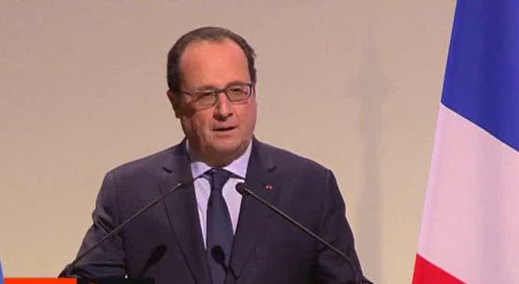 Mundo - Aquecimento global � uma amea�a � paz mundial, afirma Hollande