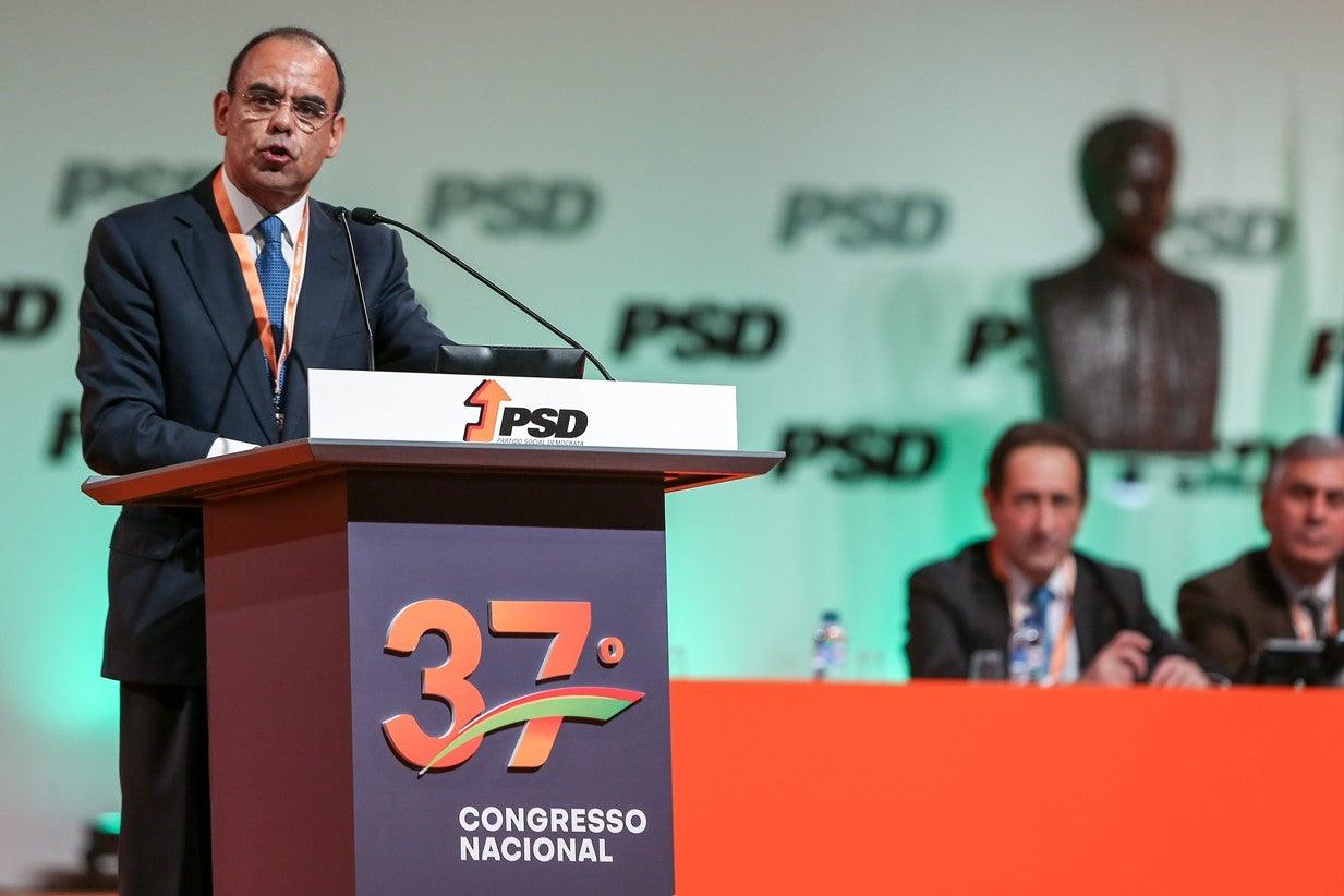 Morais Sarmento pede a Marcelo que seja motor de consensos