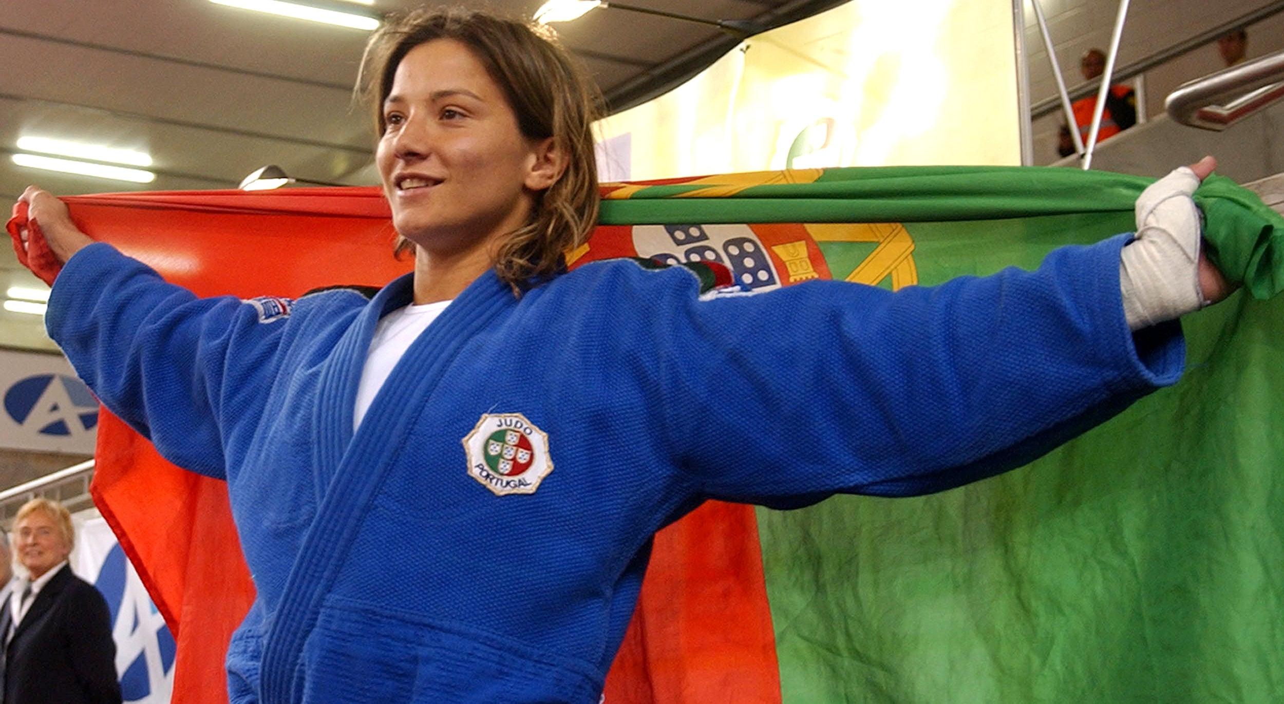 Telma Monteiro operada