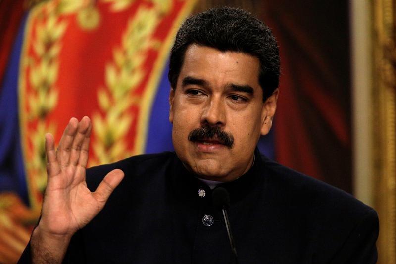 Maduro pede 'ajuda' do Papa contra 'ameaça' de Trump