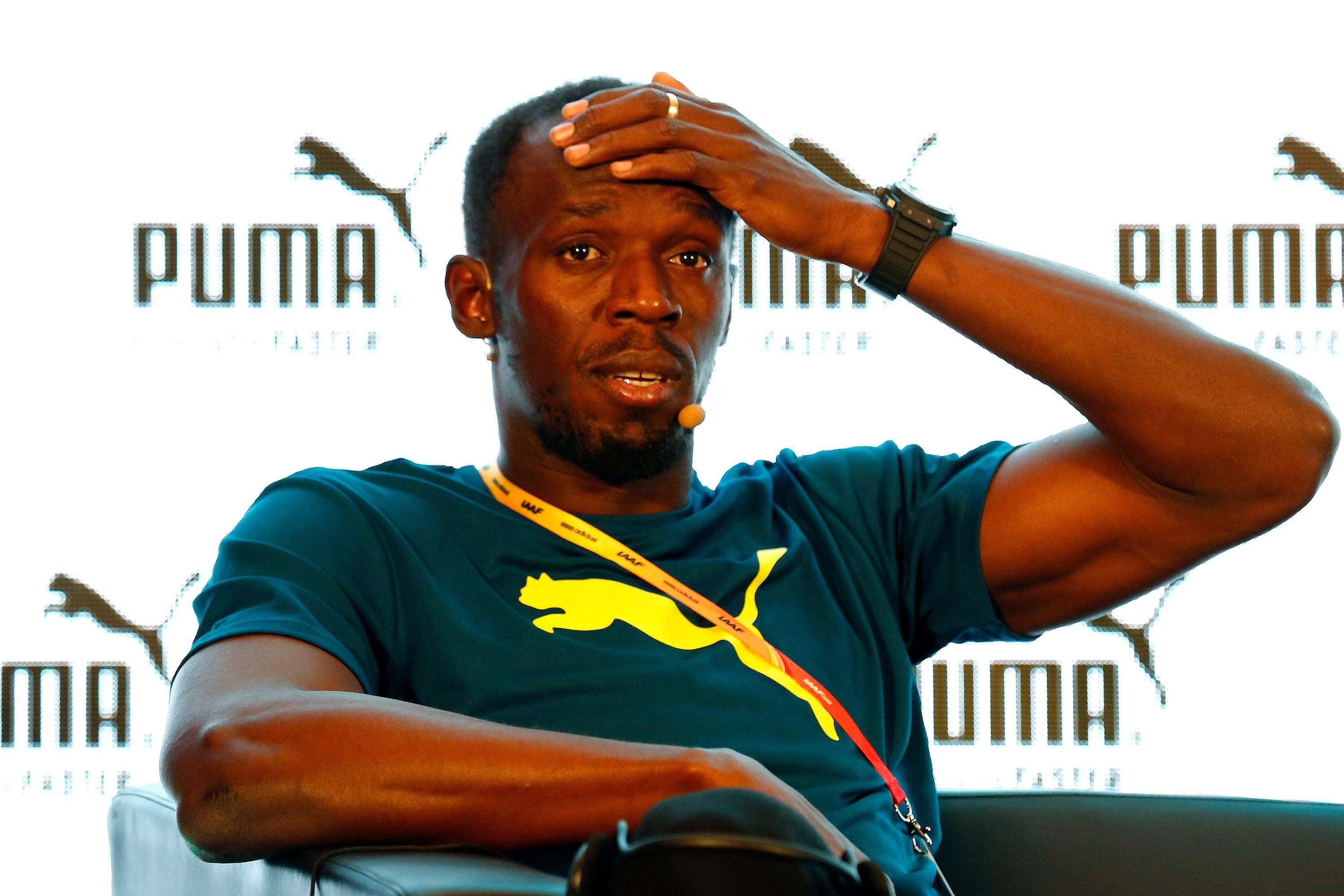 Bolt se classifica para a semi dos 100m no Mundial de Londres