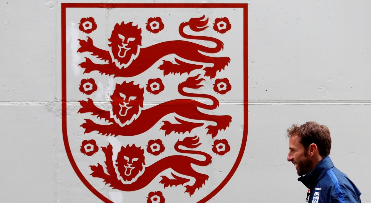 Southgate confirmado a título definitivo como selecionador inglês
