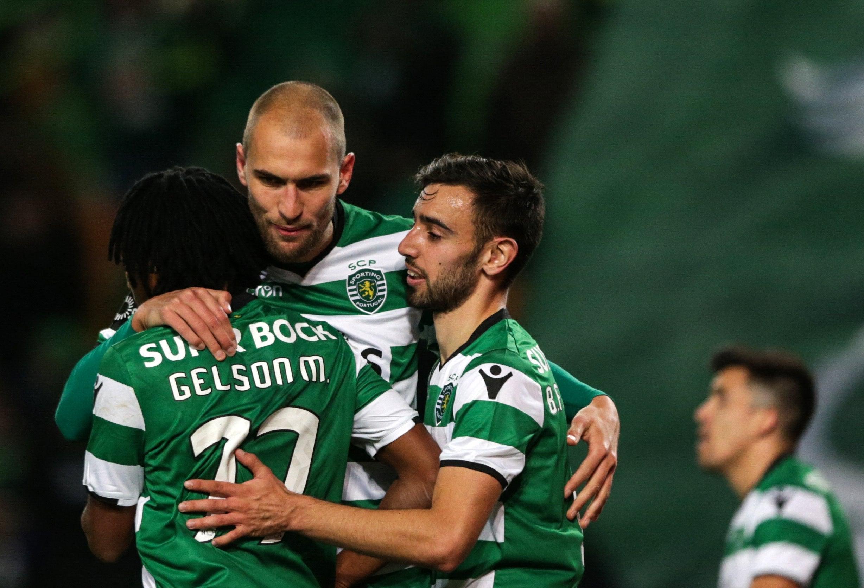 Liga. Benfica goleia em Tondela (1-5)