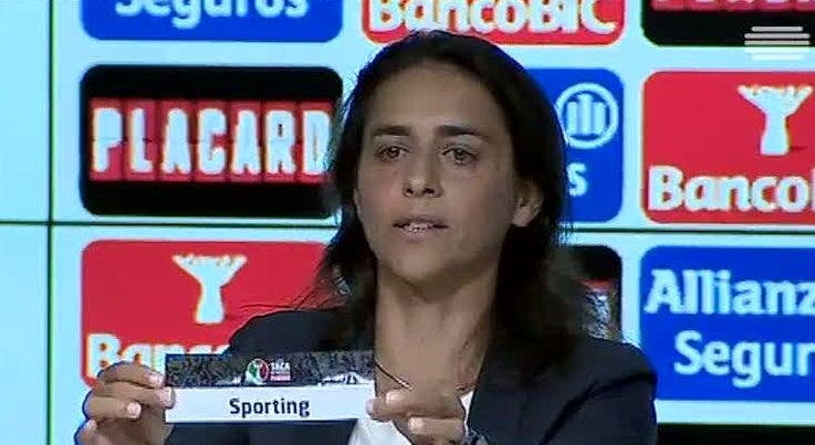 Desporto - Chaves-Porto e Benfica-Mar�timo na pr�xima eliminat�ria da Ta�a de Portugal