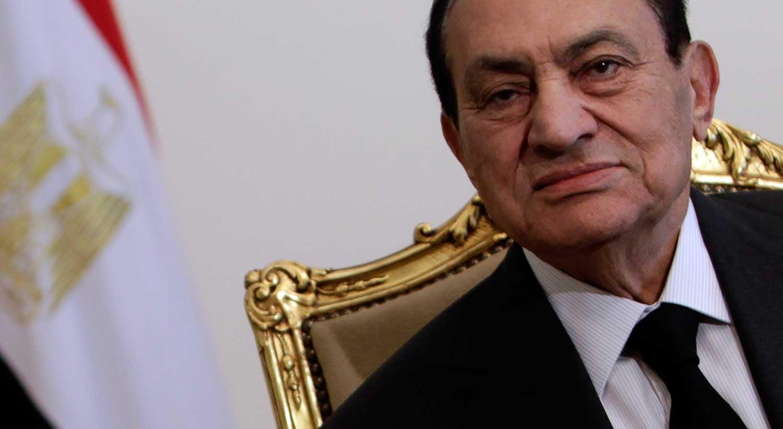 Ex-ditador Mubarak é solto pela Justiça do Egito