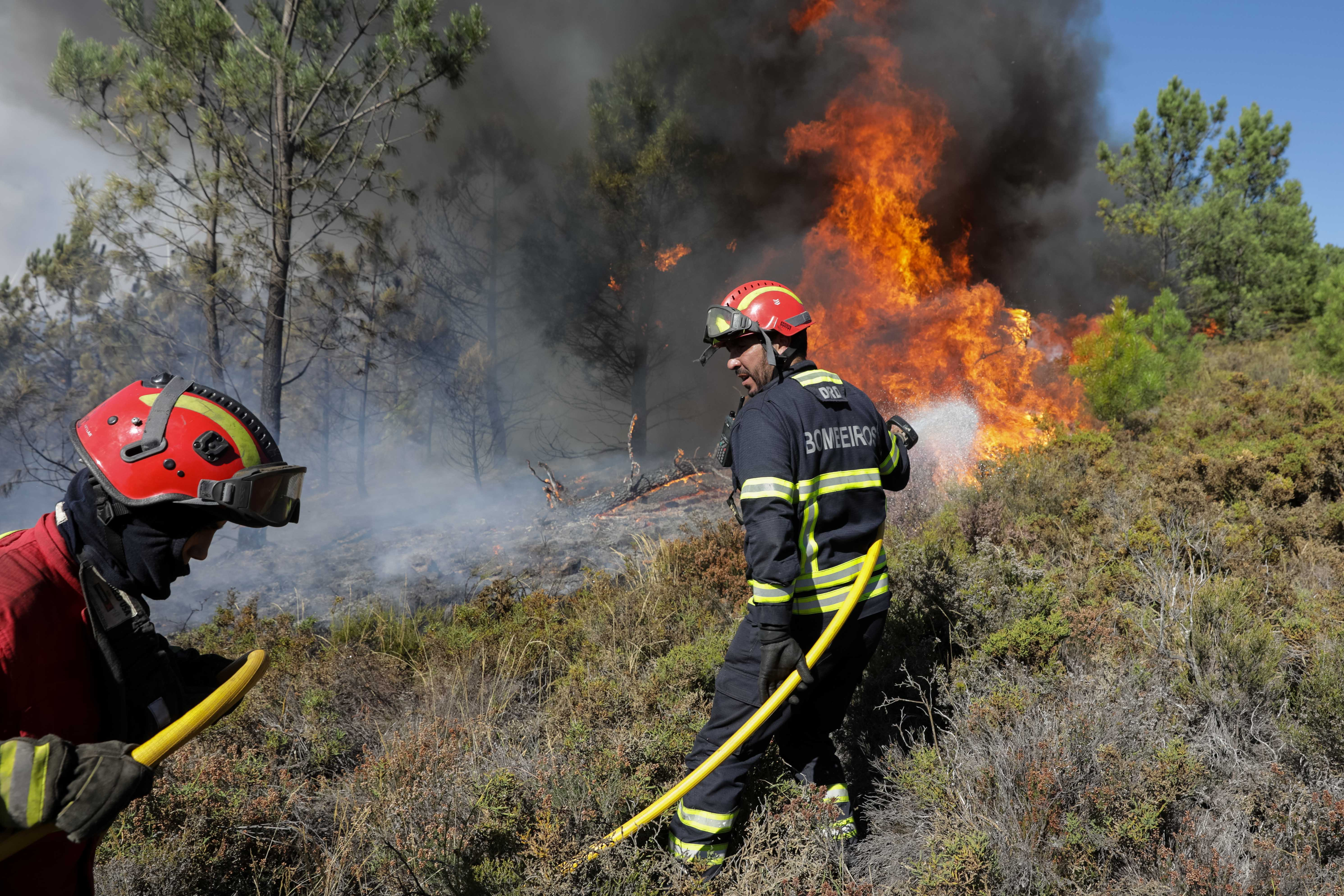 Incêndios: Plano municipal de emergência ativado em Pampilhosa da Serra