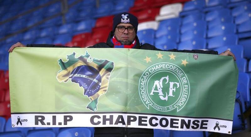 Chapecoense vai ser campeão da Taça Sul-Americana