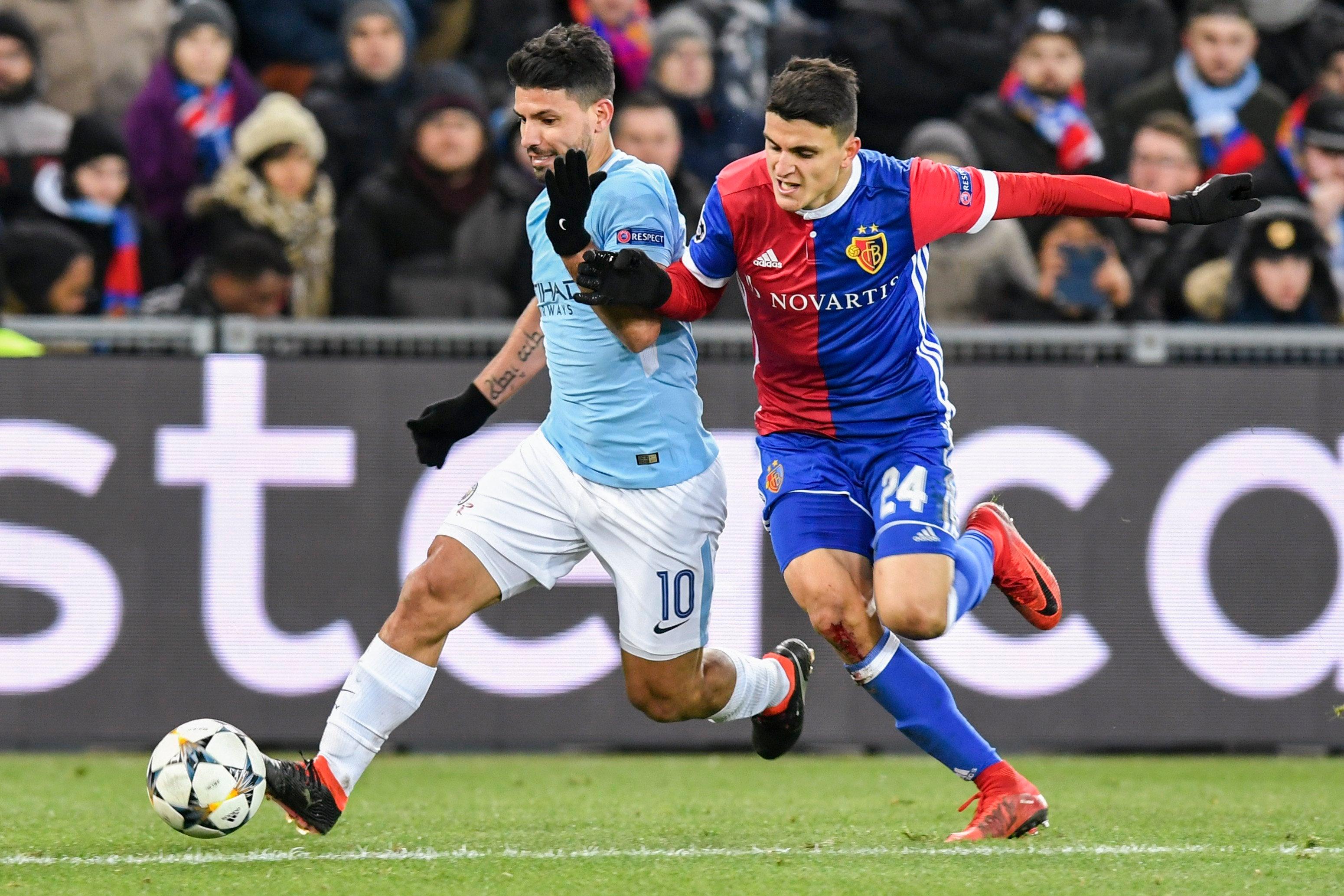 Sem Gabriel Jesus, City estreia em mata-mata na Liga dos Campeões