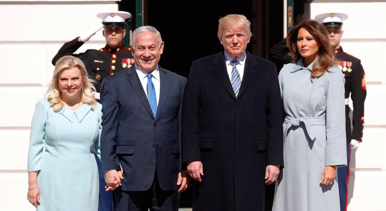 Trump afirma que pode viajar a Jerusalém para inaugurar embaixada dos EUA
