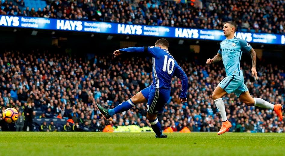 Chelsea vence Manchester City e pode reforçar liderança em Inglaterra