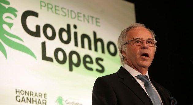Godinho Lopes responsabiliza arbitragem pela classificação do Sporting