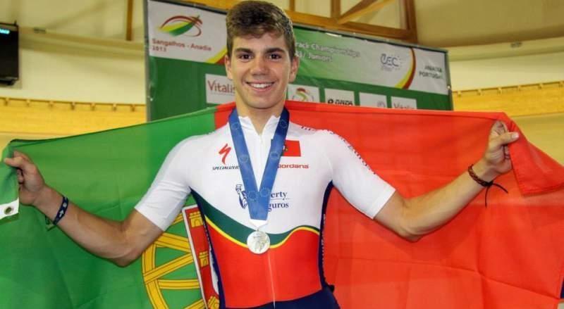 Ivo Oliveira 11.º na prova de 1 km contrarrelógio dos Europeus de ciclismo de pista