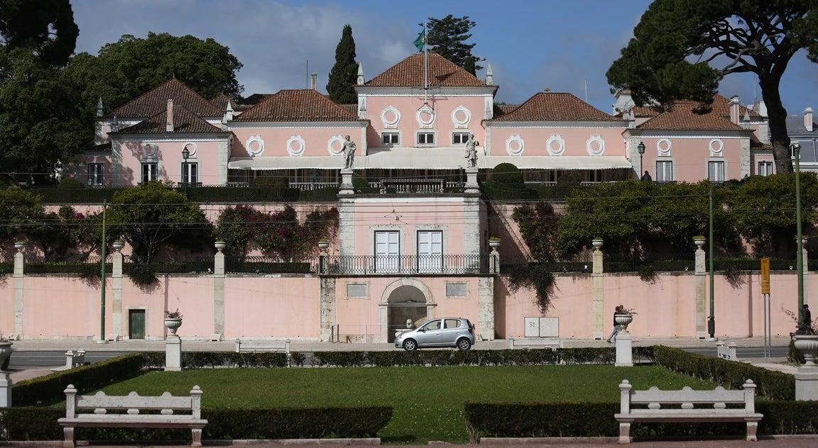 Cultura - Palácio de Belém converte-se em espaço de leitura
