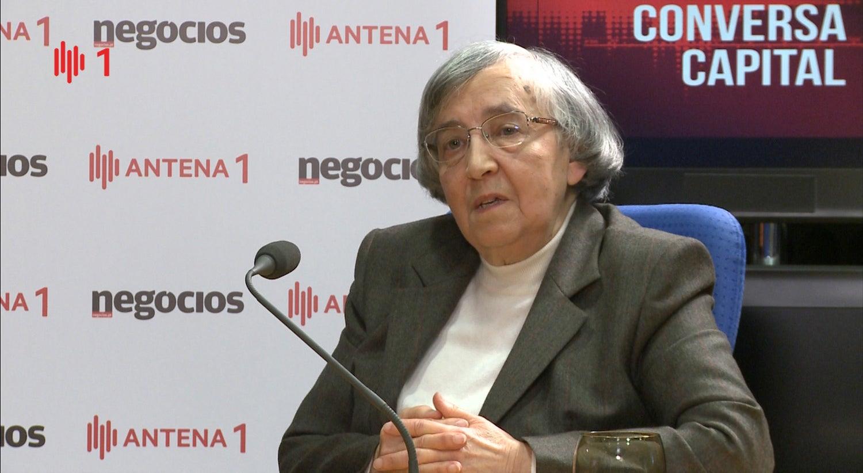 Teodora Cardoso avisa que não vai ser fácil cumprir défice em 2017