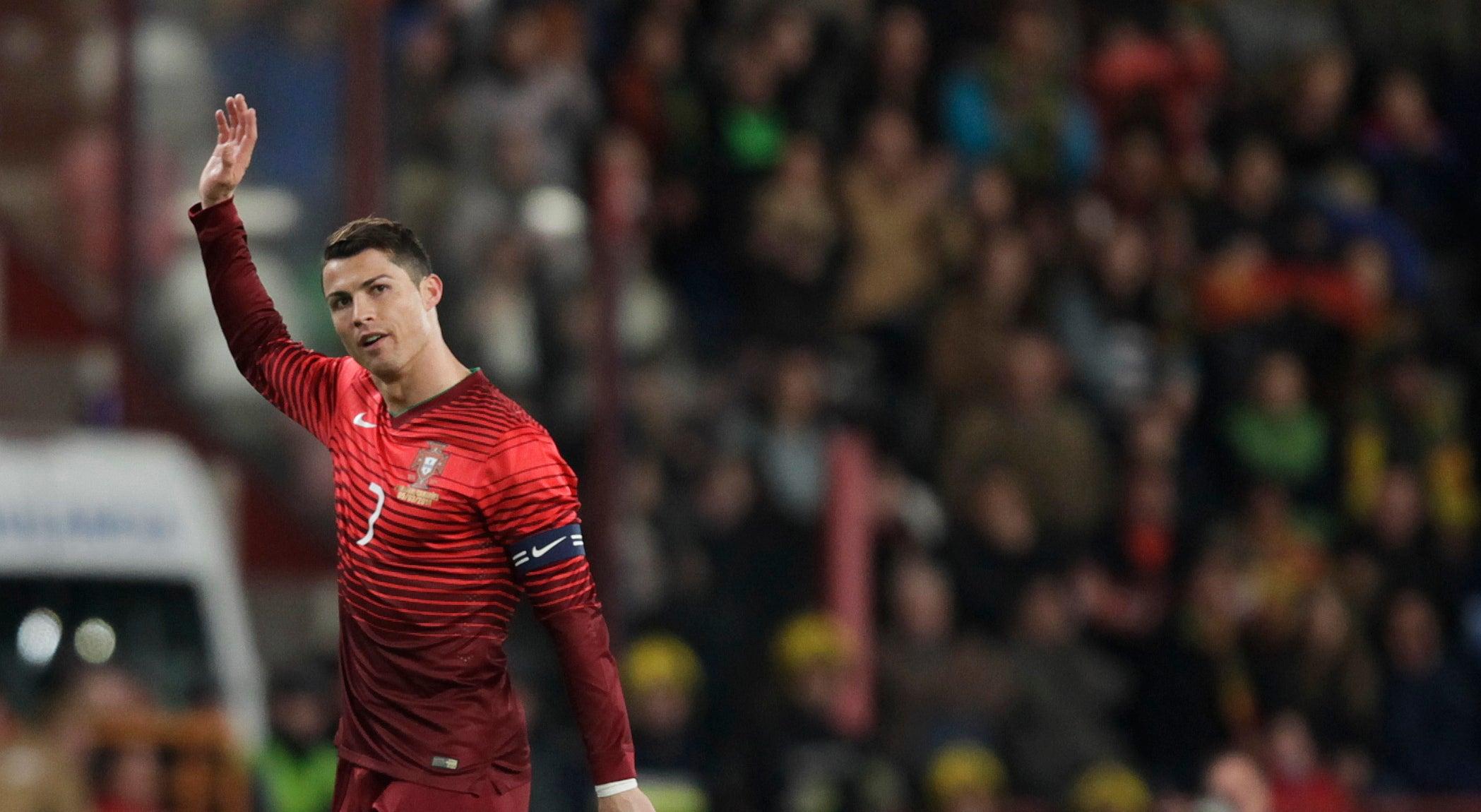 Cristiano Ronaldo sobre o recorde de golos