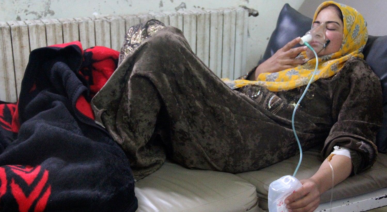 Paris quer resolu��o e san��es da ONU sobre ataques qu�micos na S�ria