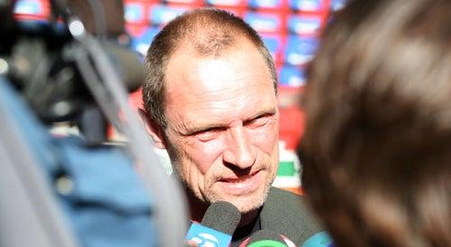 Dinamarquês Maniche falou à Antena 1