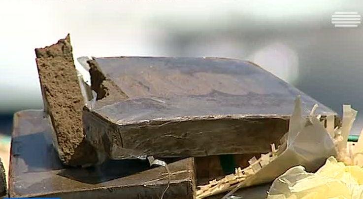 Pa�s - Controlo Costeiro apreendeu em 2016 quase dez toneladas de haxixe