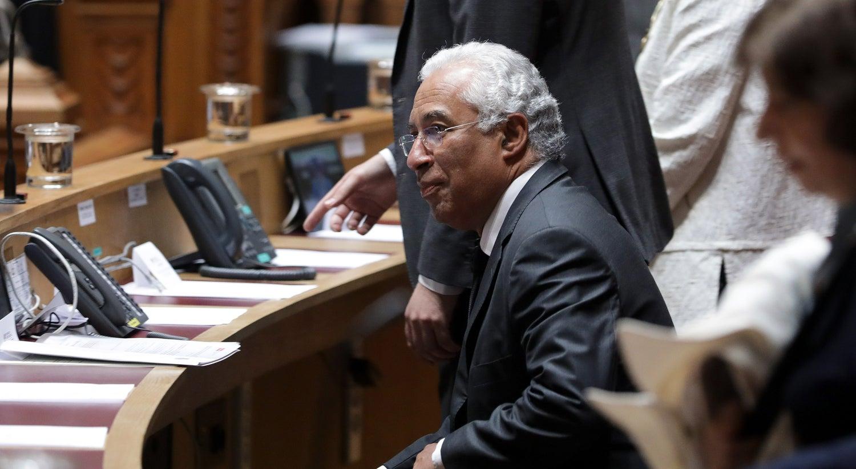 António Costa aceitou pedido de demissão da Ministra da Administração Interna
