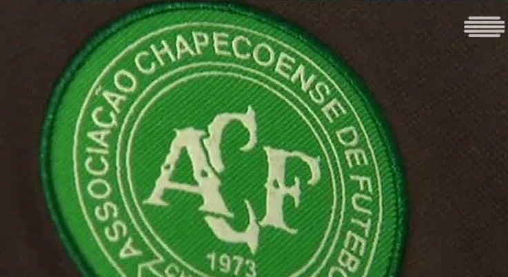Chapecoense declarada vencedora da Taça Sul-Americana