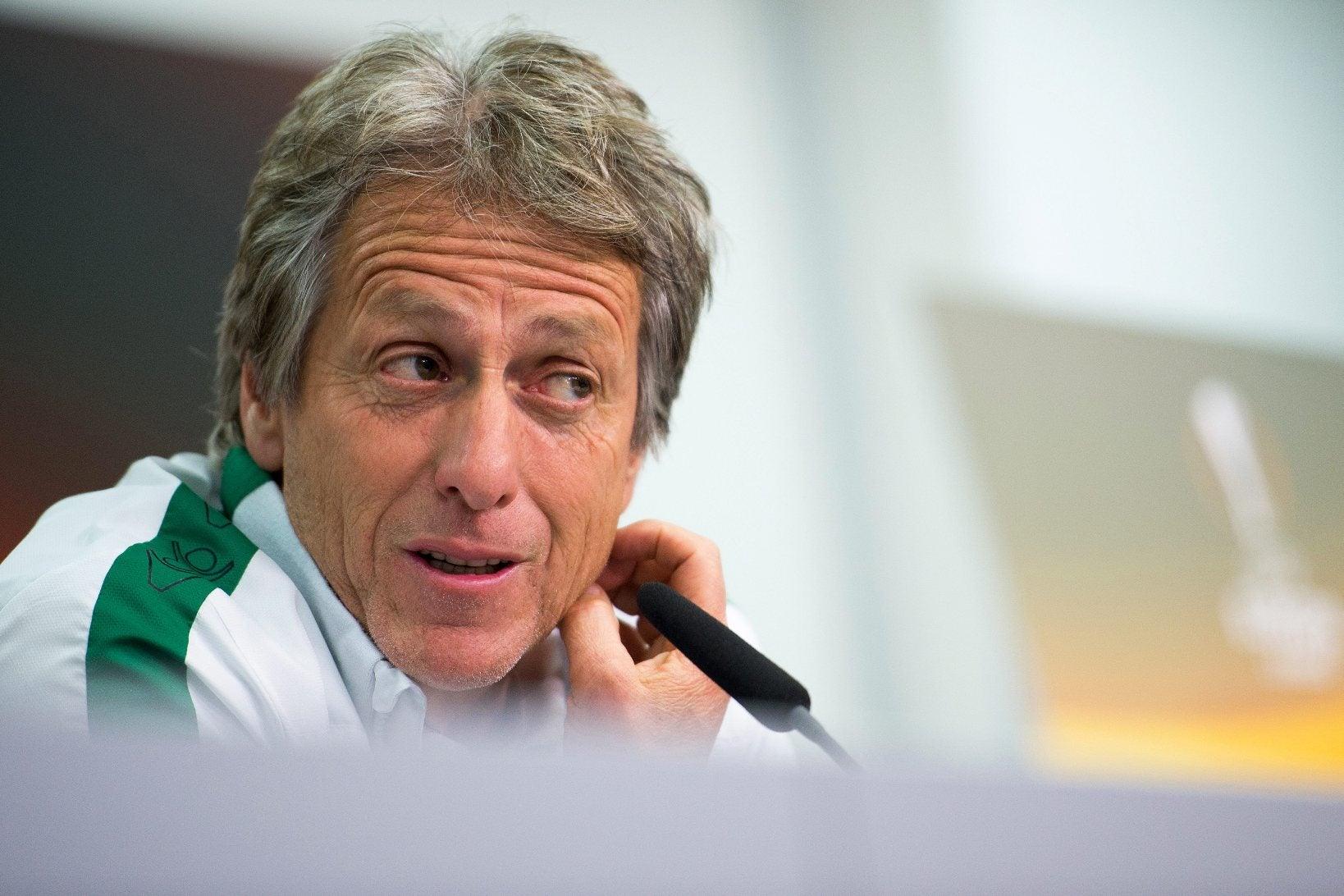Jorge Jesus confessa apostar forte na Liga Europa