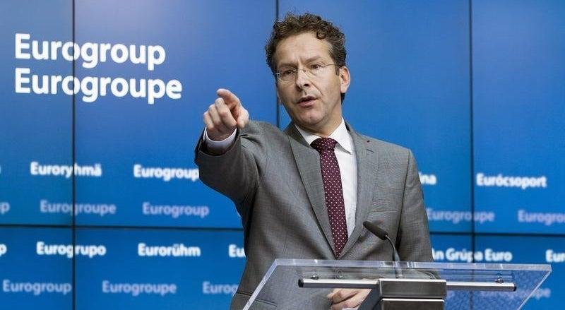 Presidente do Eurogrupo quer proposta de or�amento portugu�s at� 15 de outubro