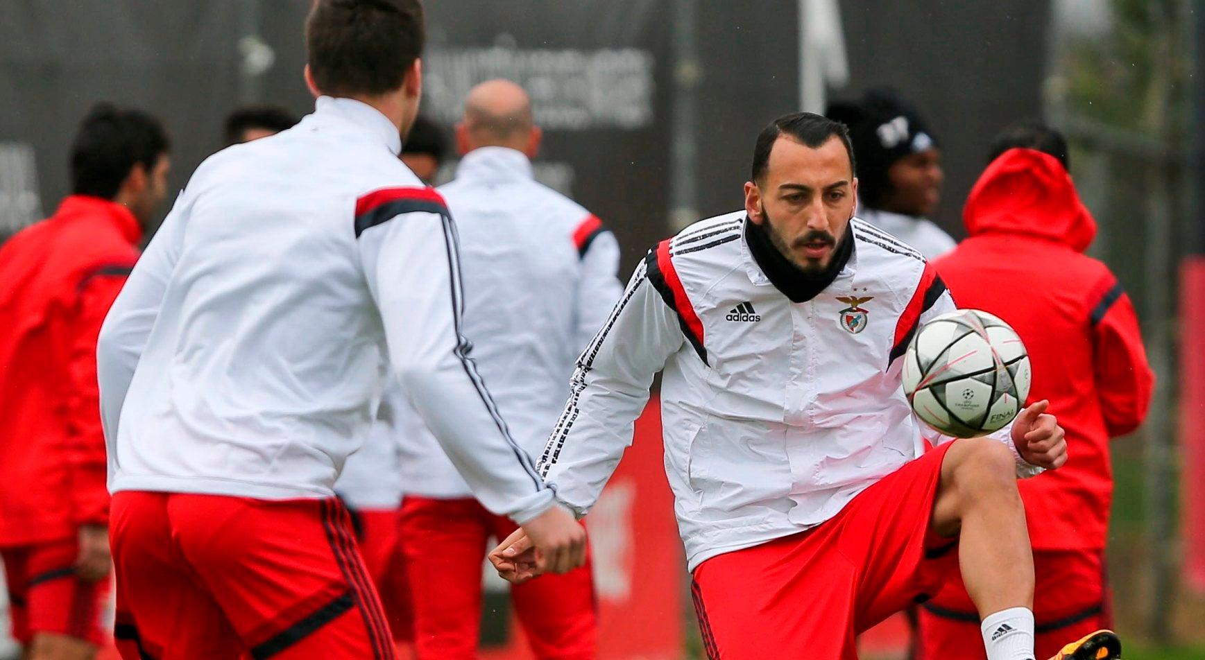 Benfica e Sporting v�o a jogo para ganhar