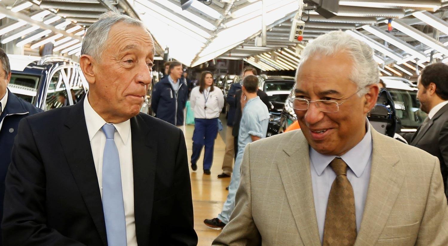 Economia - Marcelo diz que descida da TSU é favorável à economia
