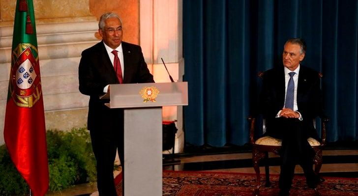Ant�nio Costa promete modera��o e Governo de garantias