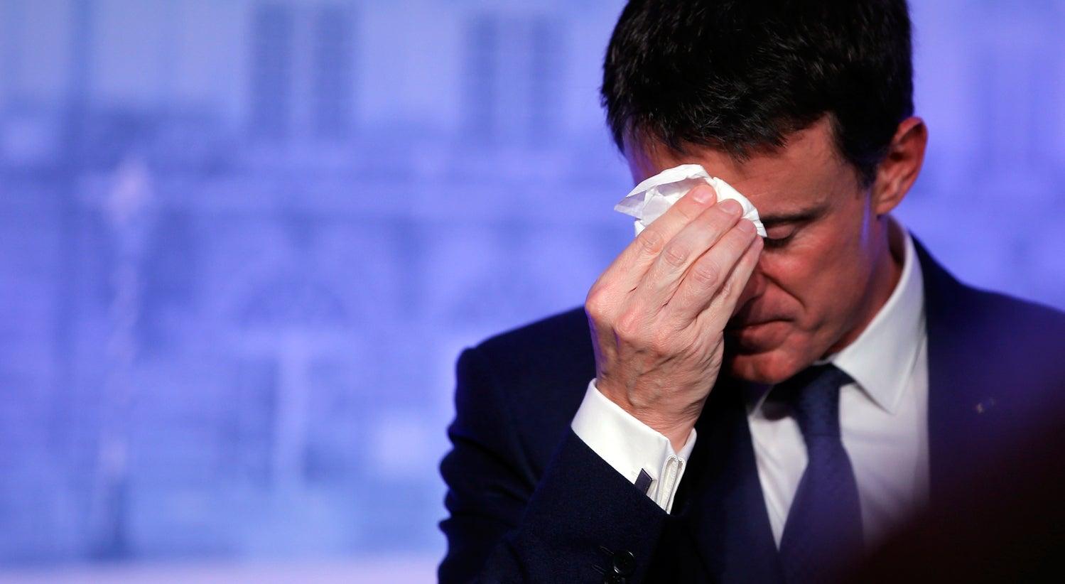 Mundo - Valls prepara-se para anunciar candidatura ao Eliseu