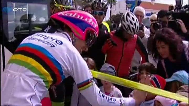 Michal Kwiatkowski vence 3� etapa da Volta ao Algarve