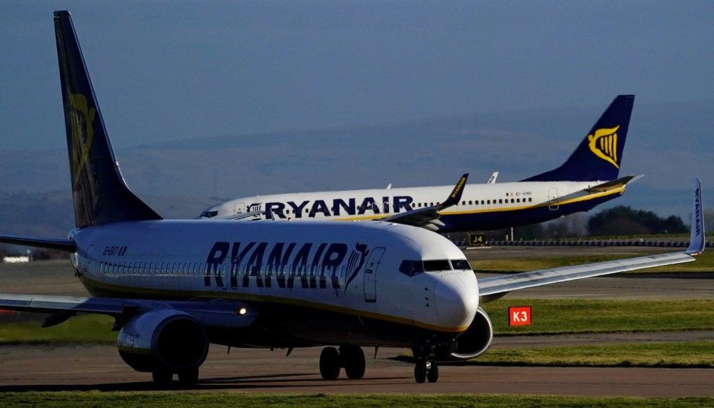 Ryanair espera crescimento de 6% em Portugal e cria 14 novas rotas