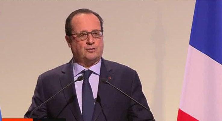 Mundo - Fran�ois Hollande coloca tr�s condi��es para o sucesso da COP21