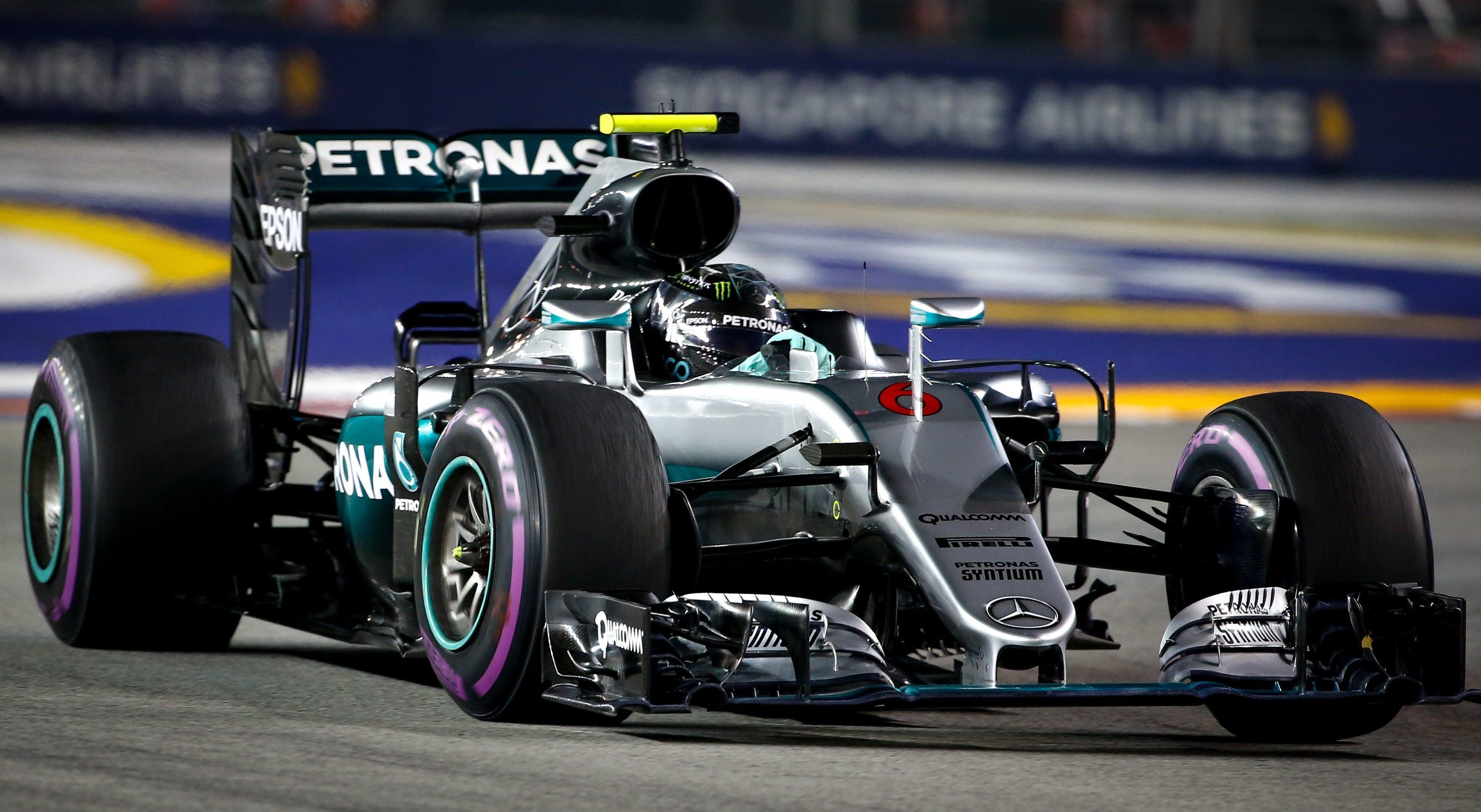 Rosberg Vence e volta a comandar o Mundial