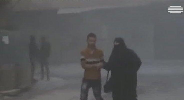 Mundo - Bombardeamentos causam tr�s mortes em Alepo