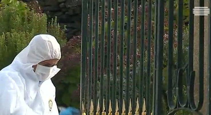 Pa�s - Homem mais procurado do pa�s est� em fuga h� 14 dias