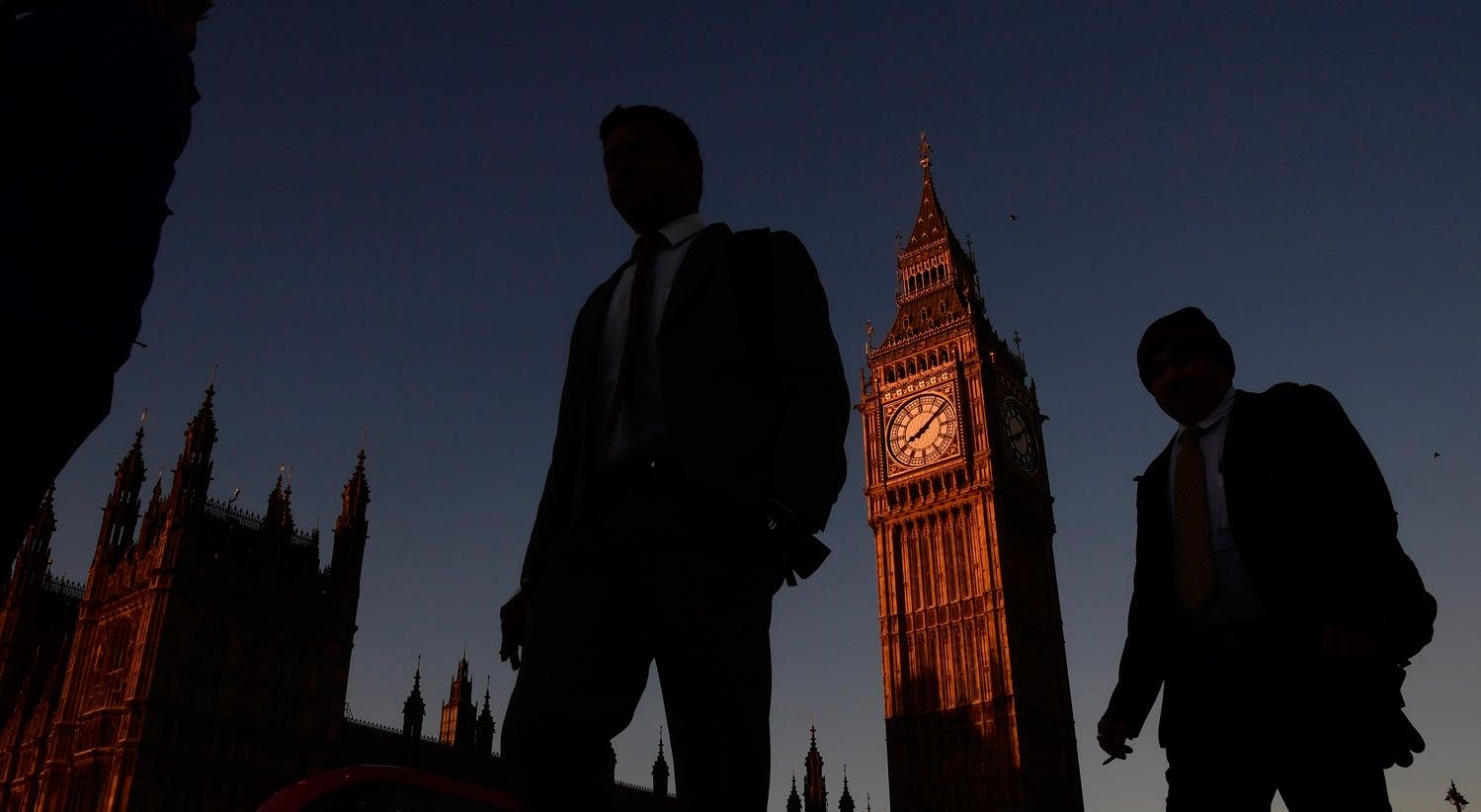 Banca britânica espera manter um pé na União Europeia por cinco anos