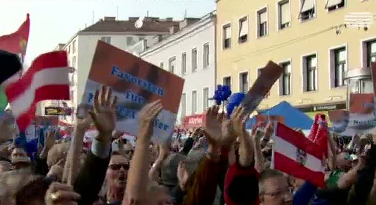 Mundo - Eleições presidenciais na Áustria