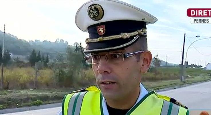 Est� em marcha a Opera��o da GNR Peregrina��o Segura