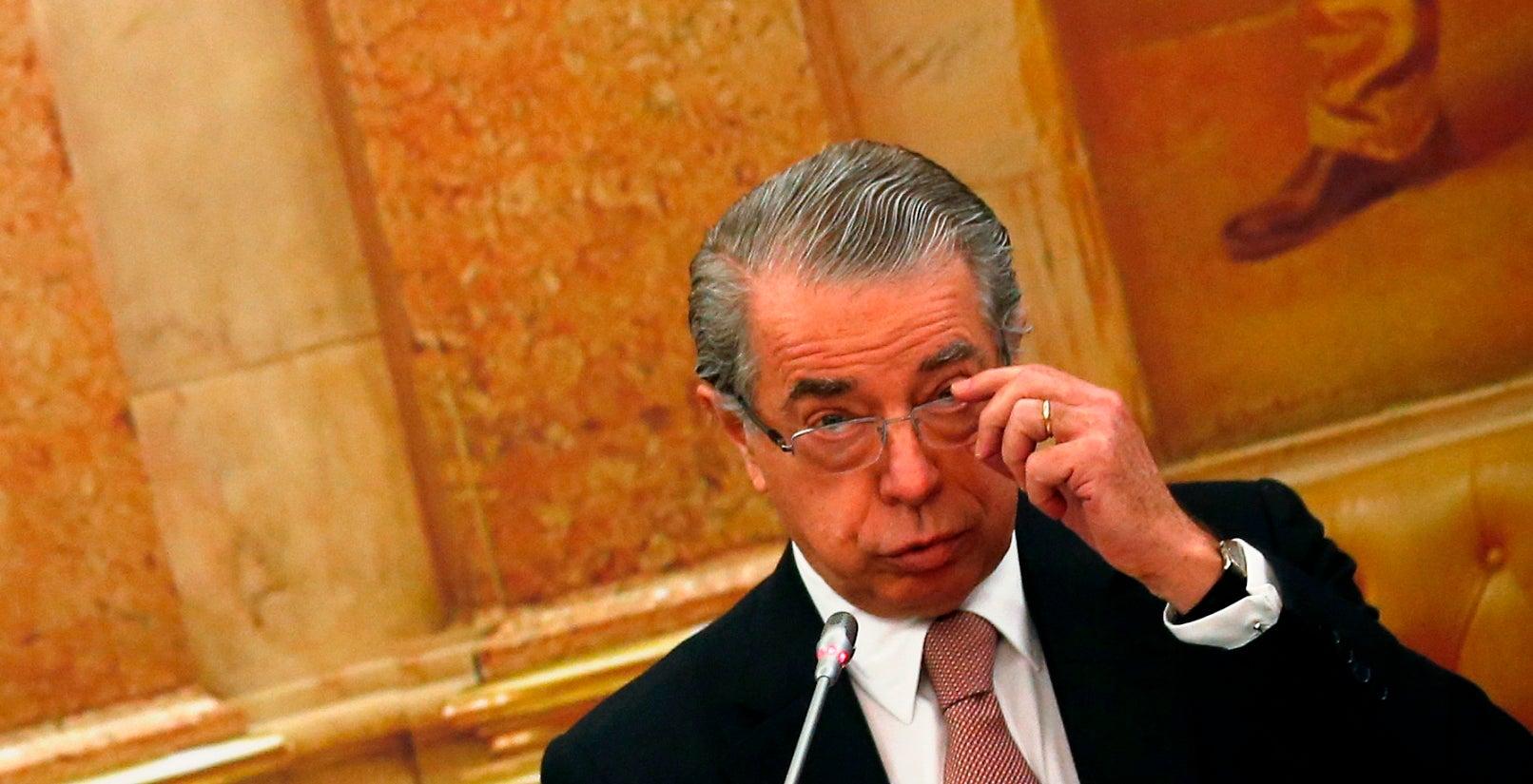 Assumo responsabilidade pelos meus actos, mas não pelos do Banco de Portugal